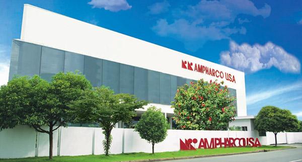 Ampharco quản lý trình dược viên hiệu quả