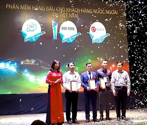 Giải thưởng Top ICT cho khách nước ngoài tại Việt Nam