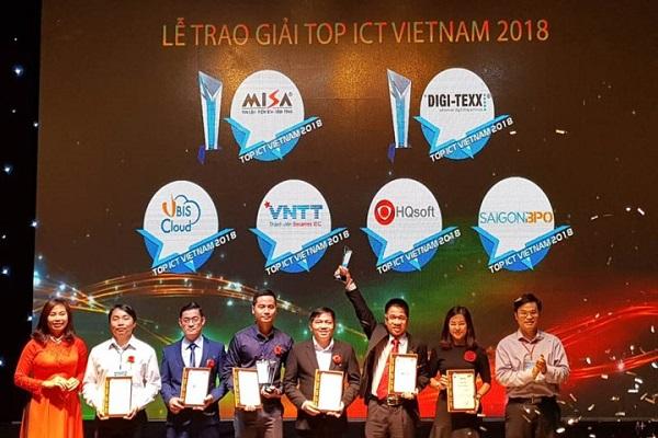 Giải thưởng TOP ICT 2018