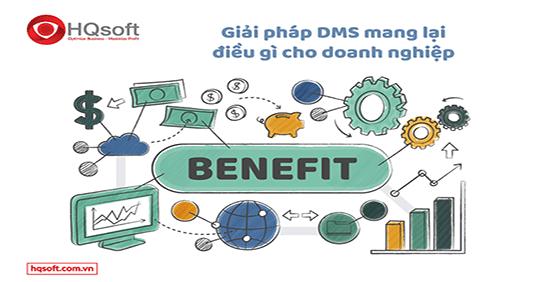 giải pháp DMS nền tảng của sự thành công